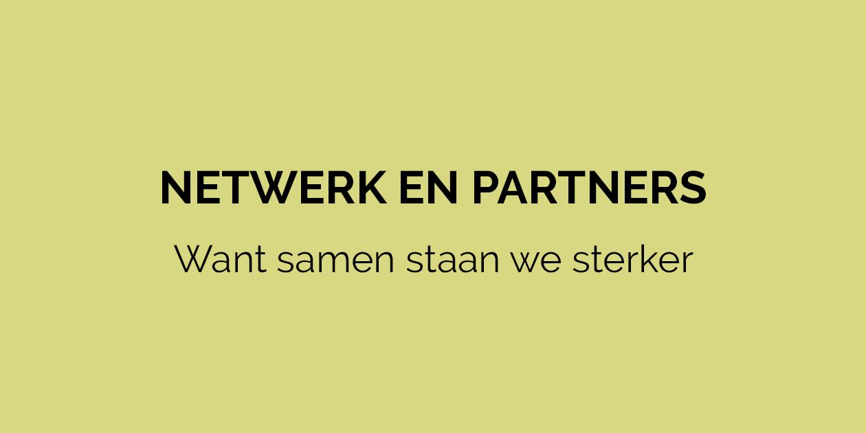NETWERK EN PARTNERS - Fracarita Belgium