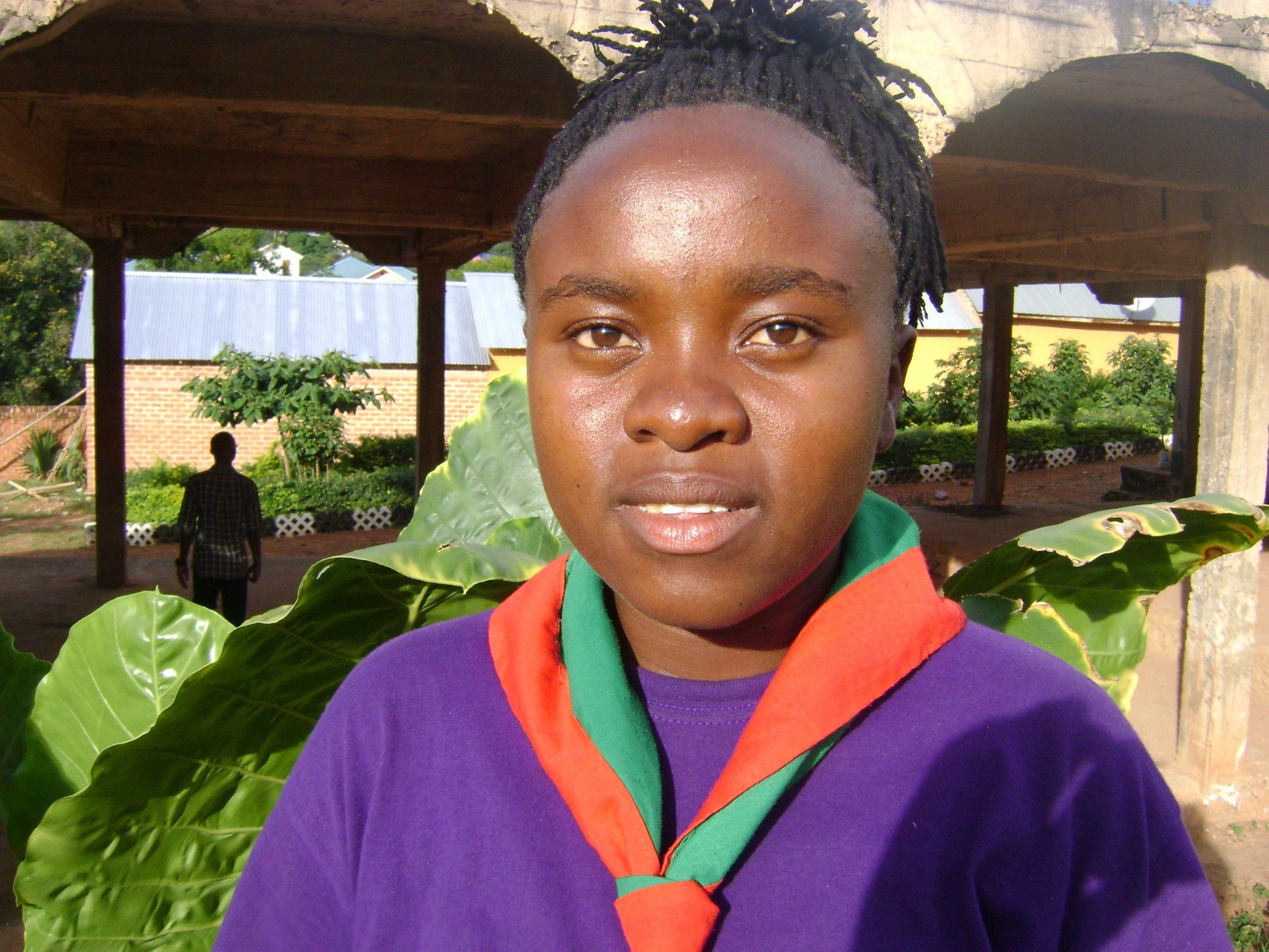 Christina Maendeleo Jeugdcentrum Kigoma Tanzania